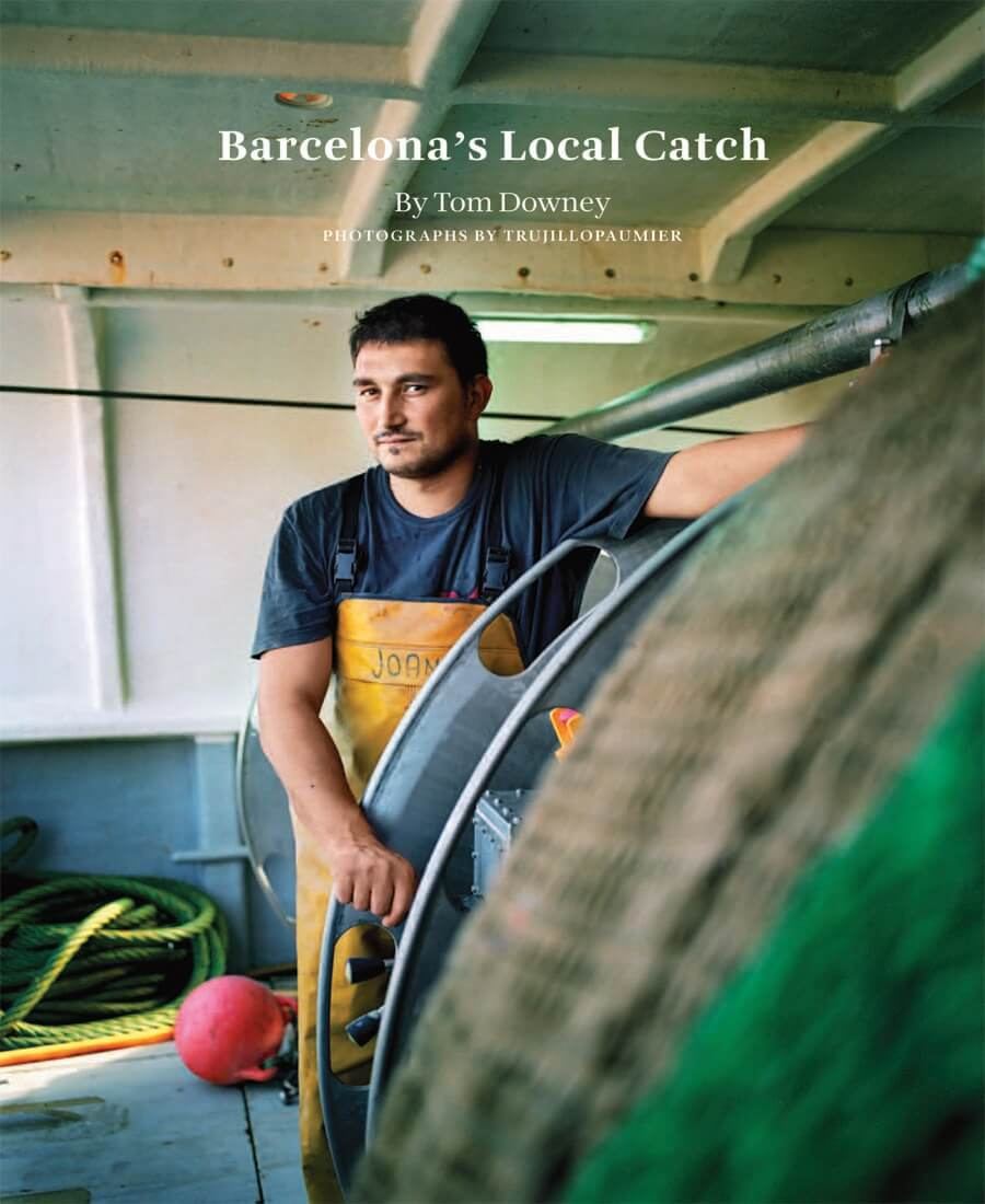 Afar –  Barcelona's Local Catch