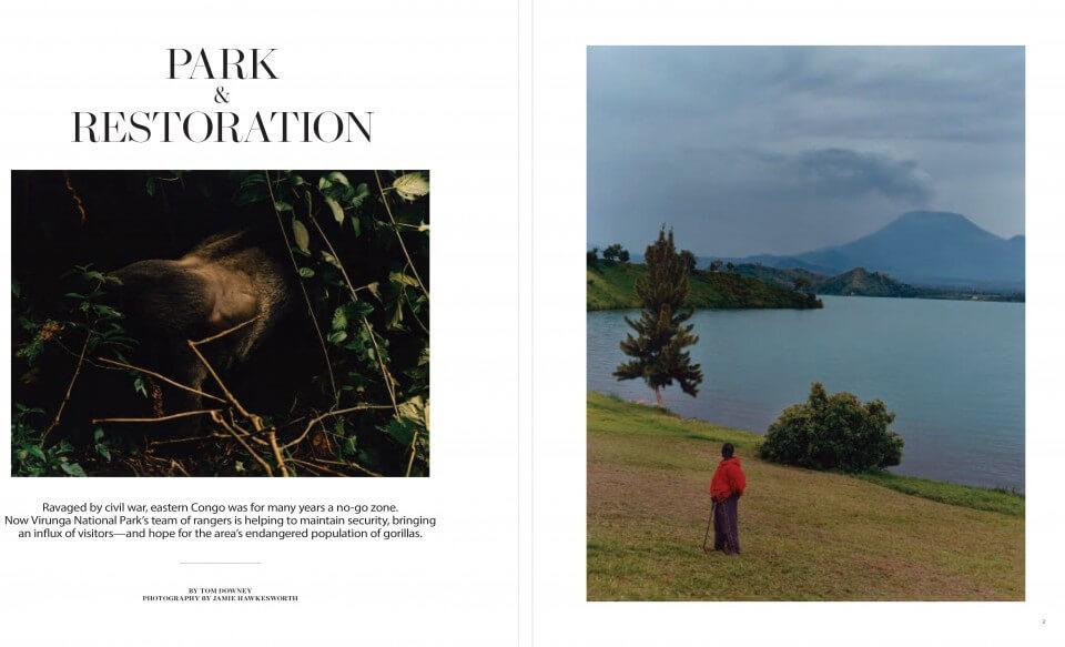 WSJ. Magazine – Park and Restoration