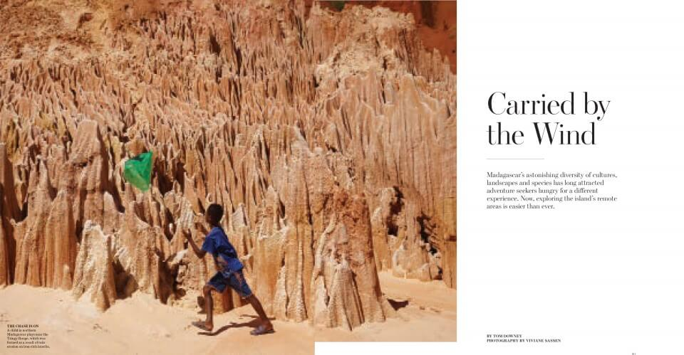 WSJ. Magazine – Carried by the Wind