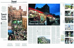 The New York Times - Yemen's Exotic Secrets