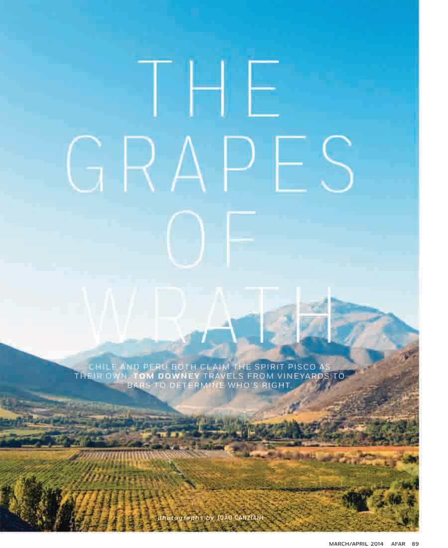 Afar – The Grapes of Wrath