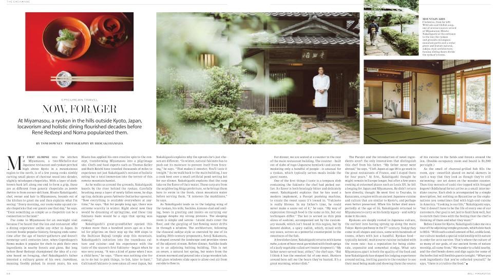 WSJ. Magazine – The Original Forager