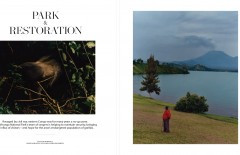 WSJ. Magazine - Park and Restoration