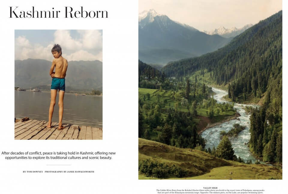WSJ. Magazine – Kashmir Reborn