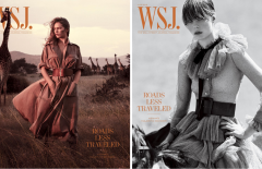 WSJ. Magazine - Walk on the Wild Side