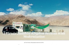 WSJ Magazine - A Former Buddhist Kingdom Reckons with Modernization