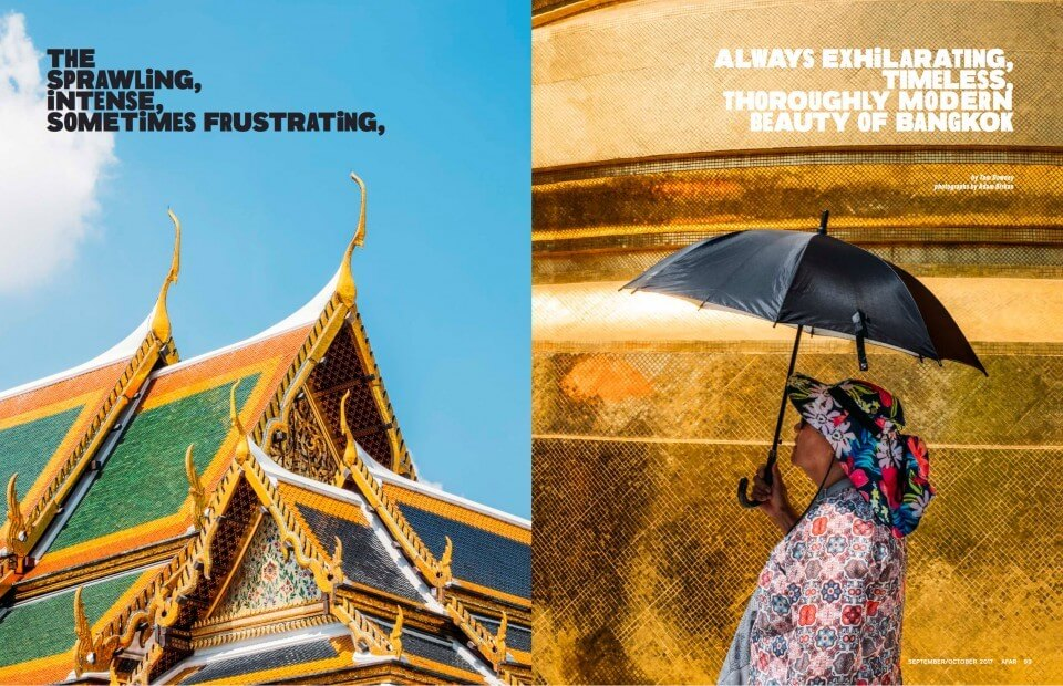 Afar – How to Make Sense of the Intense, Timeless, Thoroughly Modern Beauty of Bangkok