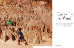 WSJ. Magazine - Carried by the Wind