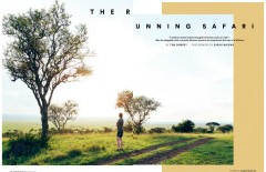 Runners World - The Running Safari