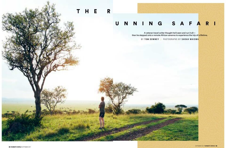 Runners World – The Running Safari